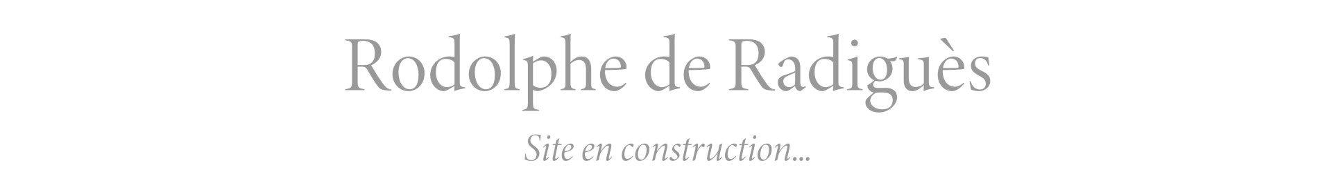 Rodolphe de Radiguès